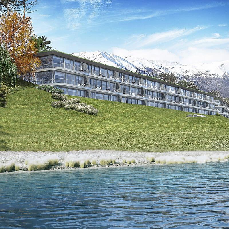 Serena Lake Resort